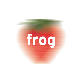Frog_strawberry-blur_logo